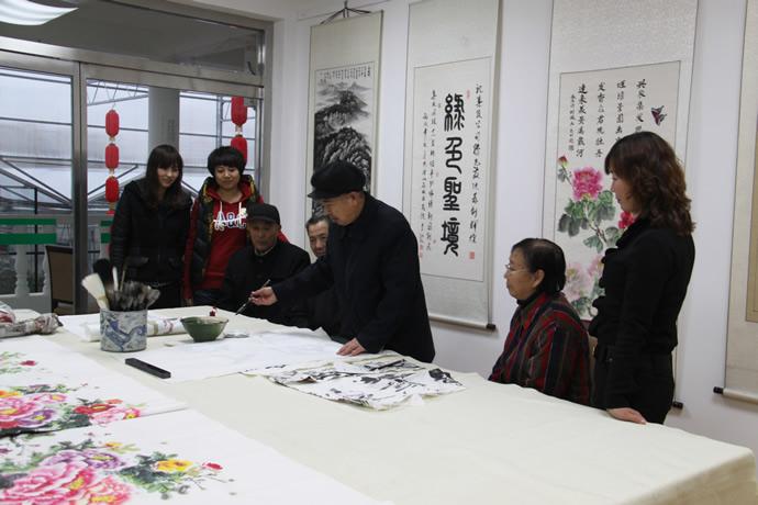 兴趣活动—绘画