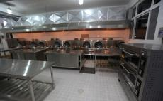 北戴河养老院-后厨
