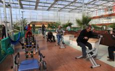 北戴河养老院-健身器材