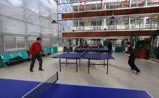 北戴河养老院-乒乓球